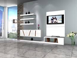 Small Picture Modern Tv Wall Unit 18 Chic And Modern Tv Wall Mount Ideas For