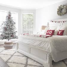 best 25 christmas bedroom decorations ideas