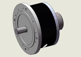 high torque 48v 3kw brushless dc motor for electric vehicle