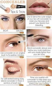 face makeup steps