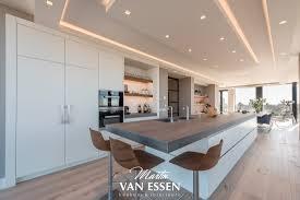 Prachtige Strakke Keuken Modern En In De Style Van De Rest Van Het