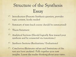Ap English Synthesis Essay Image Result For Outline For Synthesis Paper Writing Worksheets