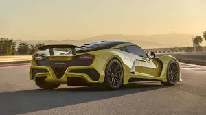 2018 Hennessey Venom F5 Hypercar ...  L
