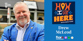 Drew McLeod   How I Got Here with Dave Fiore   Tallahassee Podcast