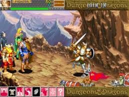 Dungeons & Dragons: Shadow over Mystara (Mame)