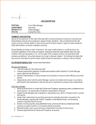 helpsk manager jobscription template templates front executive profile new in of help desk job description construction