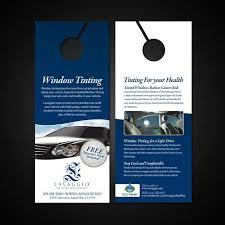 creative door hangers. Door Hanger Design Printing Services Rightlook Creative Hangers