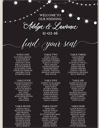 Excel Seating Chart Template Wedding Wedding Seating Chart Template Wedding Signs Seating Chart