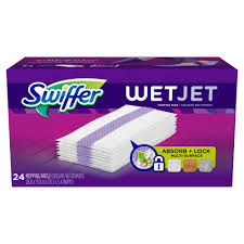 wet jet cleaning pad refill 24 count