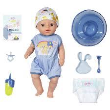 <b>Кукла мягкая Zapf Baby</b> Born for babies 30 см (1002241145) купить ...