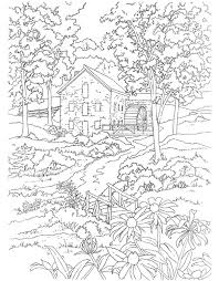 Small Picture Best Scenery Coloring Pages 36 For Picture Coloring Page with