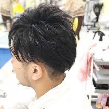 メンズカット ツーブロック 上手美容室 美容室yoshika