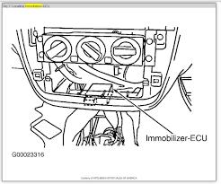 P1610 immobilizer