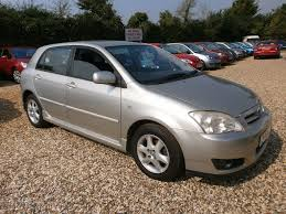 Used 2006 Toyota Corolla T3 VVT-I 5dr 1.6 - FULL HISTORY for sale ...