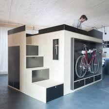 save furniture. Save Space Furniture Design Nils Holger Moormann Creates Saving Living Cube For Micro Apartments