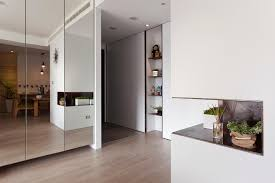 modern interior design apartments. Natural Elegant Design Of The Modern Apartment Elevation Designs That Has White Concrete Wall And Wooden House Interior Apartments