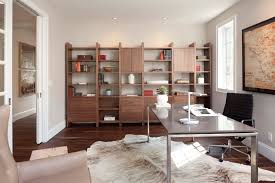 animal hide rugs home office contemporary with animal hide rug black frame black task chair book animal hide rugs home office traditional