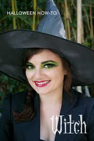 witch makeup tutorial