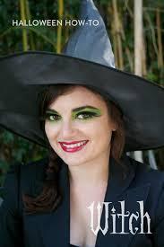 witch makeup tutorial