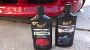 Meguiars Buffing Compound Chart Results From Meguiars Ultimate Compound Polish And Tech Wax 2 0 Wow