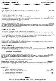 Waitress Resume No Experience By Thomas Doran Waitress Resume