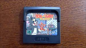 Tom and Jerry: The Movie - complete video game soundtrack (Game Gear, 1993)  - YouTube