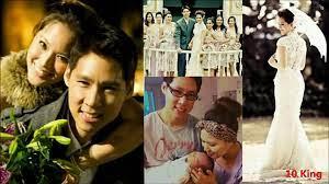 แอร์พลอยแสง อดีตหม่อมคนสวยเพื่อนหม่อมนุ้ย ปัจจุบันแต่งงานมีลูกมีความสุขมาก!  โชคดีของเธอ - วิดีโอ Dailymotion