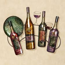 featured photo of wine metal wall art