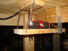 homemade router lift with mobile bench by cdhilburn lumberjocks