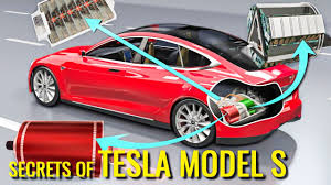 how tesla car works how does an electric car work tesla model s youtube