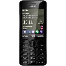Nokia 206 (Dual SIM, White): Amazon.in ...