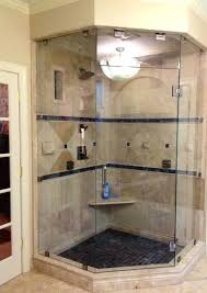 frameless glass shower walls shower door frameless glass shower wall cost