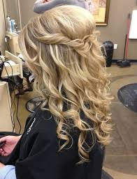 Prom Hairstyles For Long Hair Side View 2017