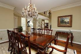 brilliant dining room crystal chandeliers crystal chandelier for dining room dining room classic dining