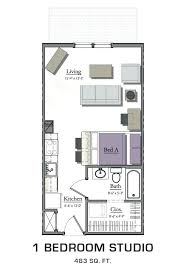 1 bedroom floor plans breathtaking 1 bedroom apartment floor plans pdf