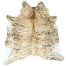 tan brindle cowhide rug gray rugs