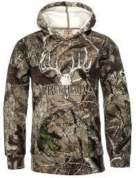 Redhead zip up hoodie