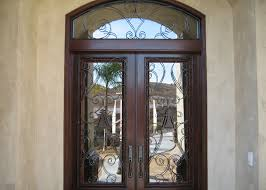 security front doorsWrought Iron Doors  Orange County CA  IronGlass Entry