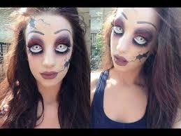 edition creepy broken doll makeup tutorial you