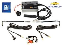aux input kit for factory radio for chevy silverado gmc sierra s10 Basic Electrical Wiring Diagrams at Isfd531 Wiring Diagram