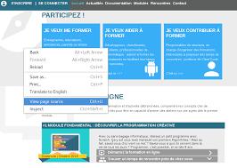Créez Votre Premier Site Web Connecter Le Réseau Openclassrooms