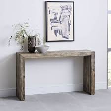 the best modern console tables in every