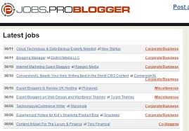 the ultimate side hustle ways to get paid to write problogger job board the problogger job board has many opportunities in many different niches on a weekly basis scour this job board daily and apply to