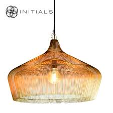 hanging lamp moire factory iron wire