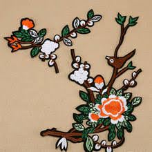 Bird <b>Embroidery</b> Patch Promotion-Shop for Promotional Bird ...