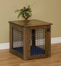 dog crates furniture style. wood dog crate plans click crates furniture style