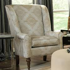 traditional wingback chairs. Craftmaster Accent Chairs Traditional Chair With Modified Wing Back Wingback N