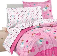 fairy bedding sets cot bed duvet set pink bedding sets magical princess