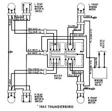 windows wiring diagram for 1965 ford thunderbird all about windows wiring diagram for 1965 ford thunderbird
