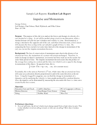 Lab Report Example Business Mentor